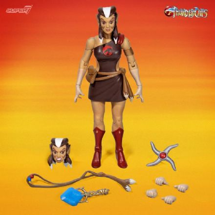 Super7 ThunderCats Ultimates Pumyra Action Figure